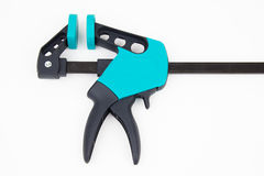 Clamp carpentry Stock Photography