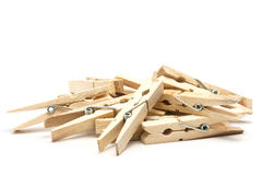 Clamp the wood Royalty Free Stock Photography