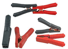A Clamps Stock Photography