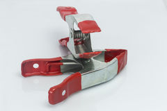 Clamps Royalty Free Stock Photography