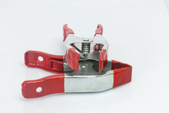 Clamps Stock Photography