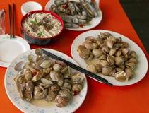 clams стоковые изображения
