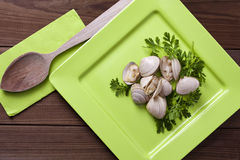Clams Royalty Free Stock Images