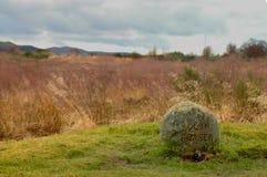 Clan Fraser Memorial Stone Royalty Free Stock Photos