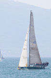 Clan Grock sailing - Centomiglia 2012 Stock Photography