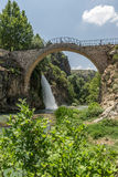 Clandras bridge ,Usak Turkey Stock Images