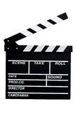 clapboard Obraz Stock