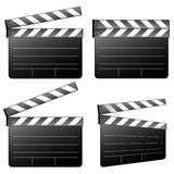 Clapboards Stock Photo