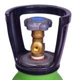 Clapet à gaz Photos libres de droits