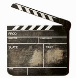 Clapet de film images stock