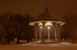 Clapham Bandstand, London, UK Royalty Free Stock Photography