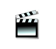 clapper κινηματογράφος Στοκ φωτογραφίες με δικαίωμα ελεύθερης χρήσης