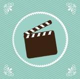 Clapper Royaltyfria Bilder