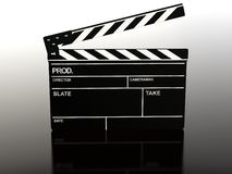 Clapperboard Stock Photos