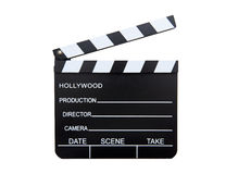 clapperboard Images stock