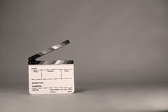 clapperboard Obrazy Royalty Free