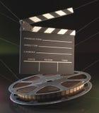 Clapperboardfilm Stock Foto