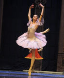 Clara Ballet-Tableau 3-The Ballet  Nutcracker Royalty Free Stock Images