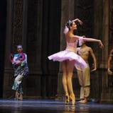 Clara Ballet-Tableau 3-The Ballet  Nutcracker Royalty Free Stock Image