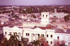 clara Cuba Santa obraz stock