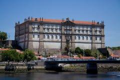 clara kloster s santa Arkivfoton