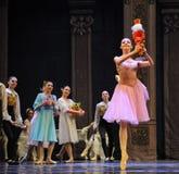 Clara najwięcej podobieństwo lali baleta dziadek do orzechów Obrazy Royalty Free