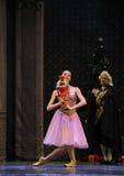 Clara najwięcej podobieństwo lali baleta dziadek do orzechów Fotografia Stock