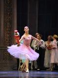 Clara najwięcej podobieństwo lali baleta dziadek do orzechów Zdjęcia Royalty Free