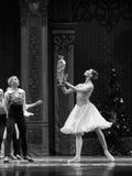Clara najwięcej podobieństwo lali baleta dziadek do orzechów Zdjęcia Stock