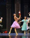Clara najwięcej podobieństwo lali baleta dziadek do orzechów Obraz Stock