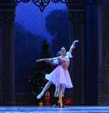 Clara najwięcej podobieństwo lali baleta dziadek do orzechów Zdjęcie Stock