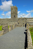 Clare Abbey Co. Clare Ireland Stock Photos