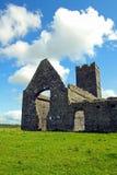 Clare-Abtei Co. Clare Irland Lizenzfreies Stockbild