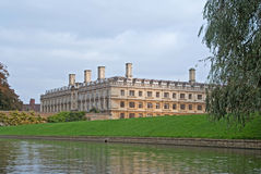 Clare college Royalty Free Stock Images