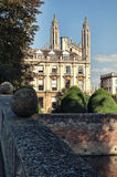 Clare College, Cambridge Royalty Free Stock Image