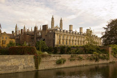 Clare College, Cambridge Royalty Free Stock Photo