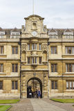 Clare College in Cambridge Stock Image