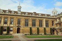 Clare College, Cambridge, London Stock Images