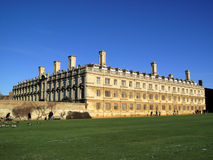 Clare College, Cambridge University Royalty Free Stock Photography