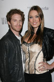 Clare Grant, Rage, Seth Green. Seth Green, Clare Grant  at the Rage Official Launch Party, The Rage, Los Angeles, CA 09-30-11 Royalty Free Stock Image