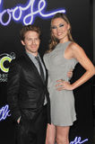 Clare Grant, Seth Green Royalty Free Stock Image