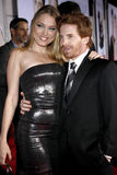 Clare Grant and Seth Green Stock Images