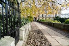 Clare högskola Royaltyfria Bilder