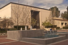 Claremont Colleges Auditorium Royalty Free Stock Images