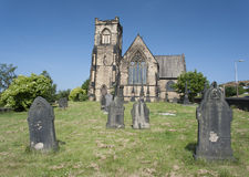 Claremount-Kirche Lizenzfreie Stockfotos