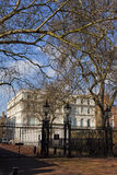 Clarence House in London Royalty Free Stock Photo