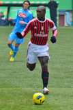 Clarence Seedorf Stock Photo