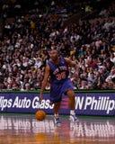 Clarence Weatherspoon, Nowy Jork Knicks Zdjęcia Stock