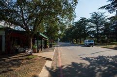 Clarens, освободившееся государство Южная Африка Стоковое Изображение RF