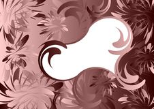 Claret background. Royalty Free Stock Image